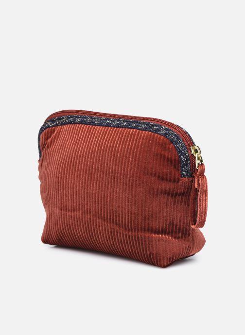 Sonstiges Bensimon New pocket 2 rot ansicht von rechts