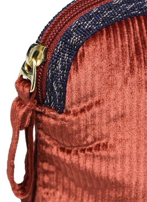 Sonstiges Bensimon New pocket 2 rot ansicht von links