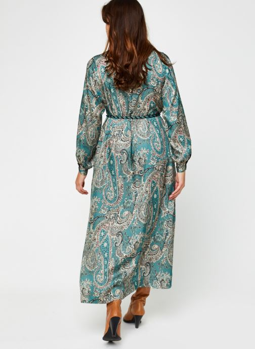 Vêtements Swildens Chine Vert vue portées chaussures