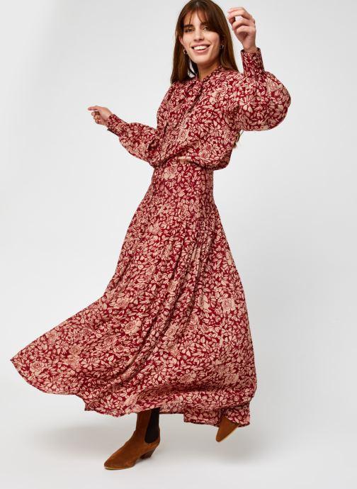 Vêtements Swildens Carmen Rouge vue bas / vue portée sac