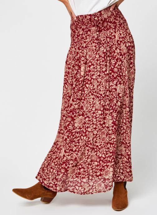 Vêtements Swildens Carmen Rouge vue détail/paire