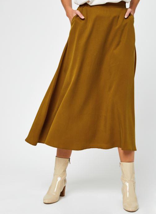 Abbigliamento OBJECT Objtilda Skirt Marrone vedi dettaglio/paio