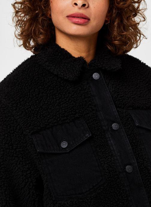Vêtements OBJECT Objellen Jacket Noir vue face
