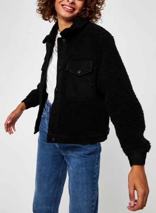 Vêtements OBJECT Objellen Jacket Noir vue détail/paire