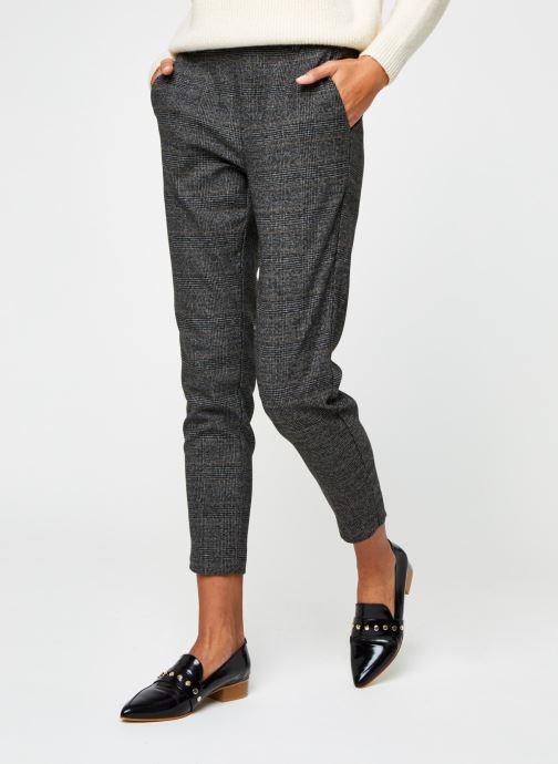 Vêtements OBJECT Objlisa Slim Pant Noir vue détail/paire