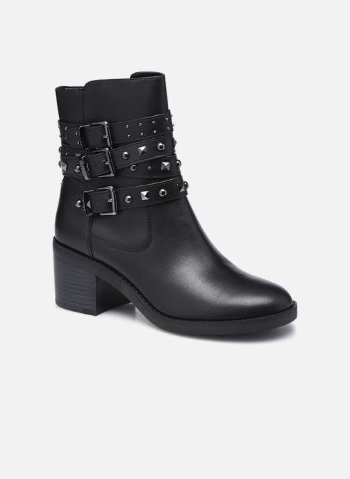 Boots en enkellaarsjes Guess FL8COL LEA10 Zwart detail