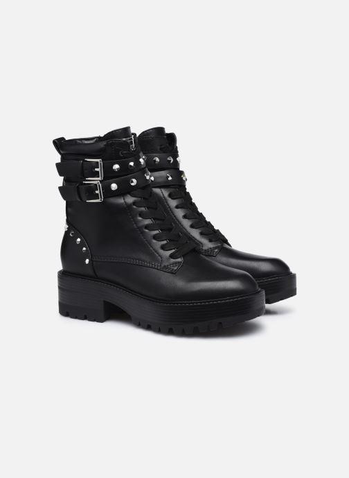 Boots en enkellaarsjes Guess FL8FLO ELE10 Zwart 3/4'