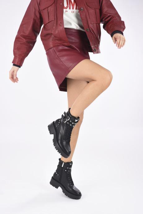 Boots en enkellaarsjes Guess FL8FLO ELE10 Zwart onder