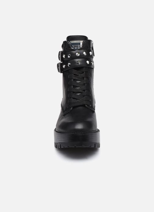 Boots en enkellaarsjes Guess FL8FLO ELE10 Zwart model