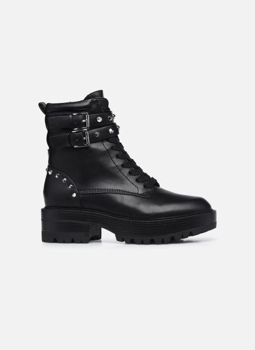Boots en enkellaarsjes Guess FL8FLO ELE10 Zwart achterkant