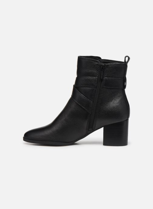 Boots en enkellaarsjes Guess FL8PAT LEA10 Zwart voorkant