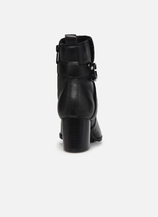 Boots en enkellaarsjes Guess FL8PAT LEA10 Zwart rechts