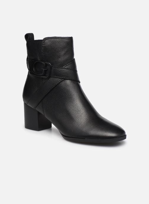 Boots en enkellaarsjes Guess FL8PAT LEA10 Zwart detail