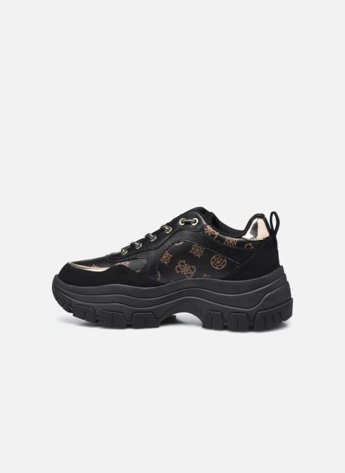 Sneakers Guess FL8BRY FAL12 Nero immagine frontale