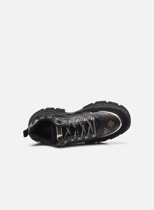 Sneakers Guess FL8BRY FAL12 Nero immagine sinistra