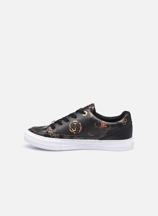 Sneakers Guess FL8LUS FAL12 Nero immagine frontale