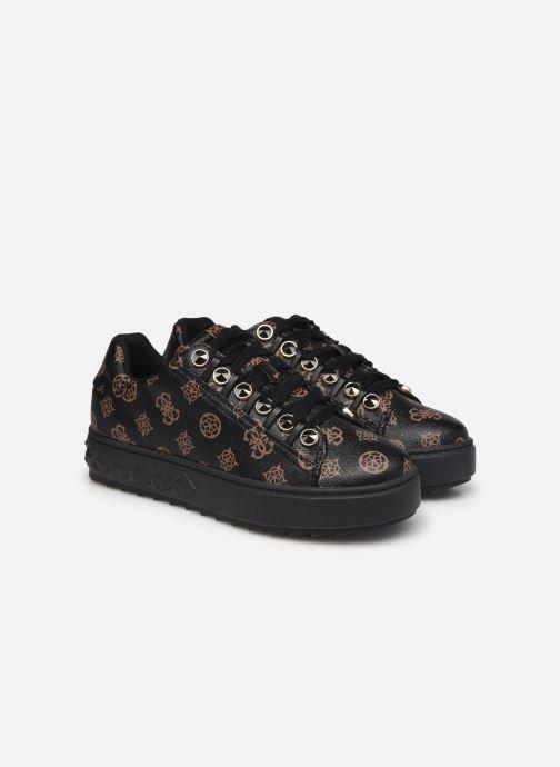 Sneaker Guess FL8FAI FAL12 schwarz 3 von 4 ansichten