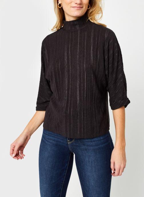 Vêtements OBJECT Objtilia 3/4 Top Noir vue droite