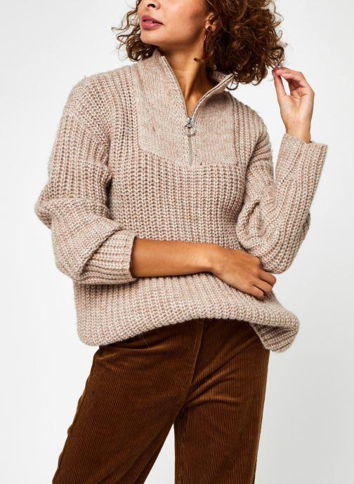 Pull - Objstella Highneck Knit Pullover