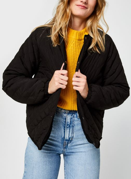 Kleding OBJECT Objpatty Reversible Jacket Zwart detail