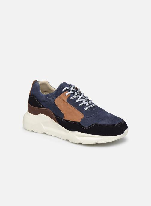Sneaker Mr SARENZA Padova blau ansicht von rechts