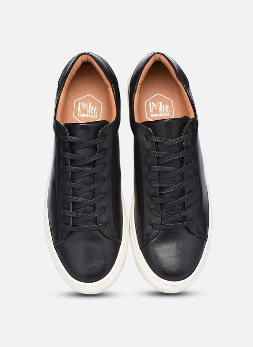 Sneakers Mr SARENZA Pitt Nero modello indossato