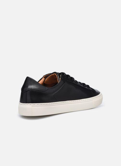 Sneaker Mr SARENZA Pitt schwarz ansicht von vorne