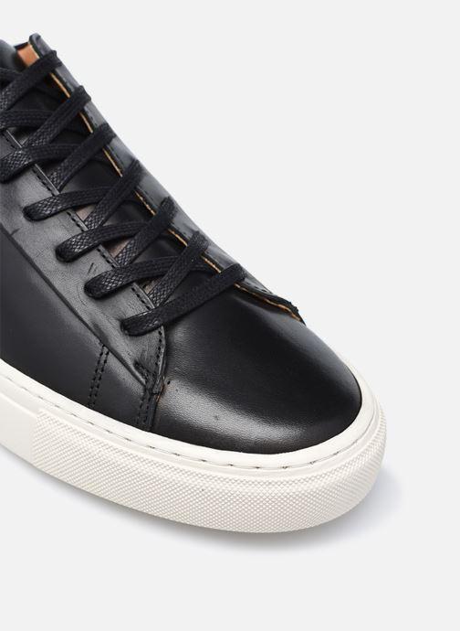 Sneaker Mr SARENZA Pitt schwarz ansicht von links