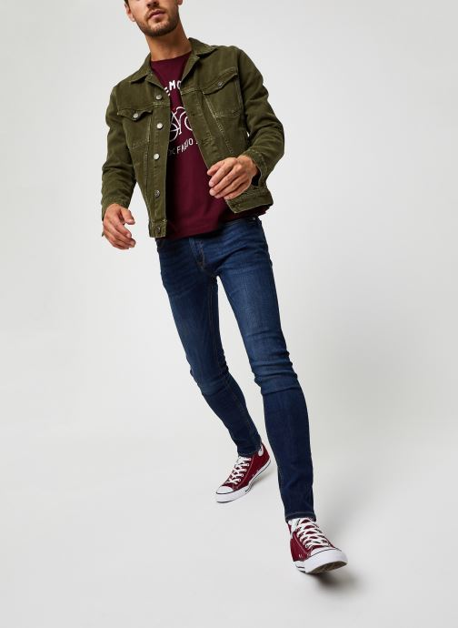 Vêtements Jack & Jones Jjiliam Jjoriginal Am Bleu vue bas / vue portée sac