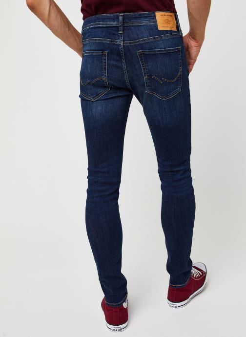 Vêtements Jack & Jones Jjiliam Jjoriginal Am Bleu vue portées chaussures