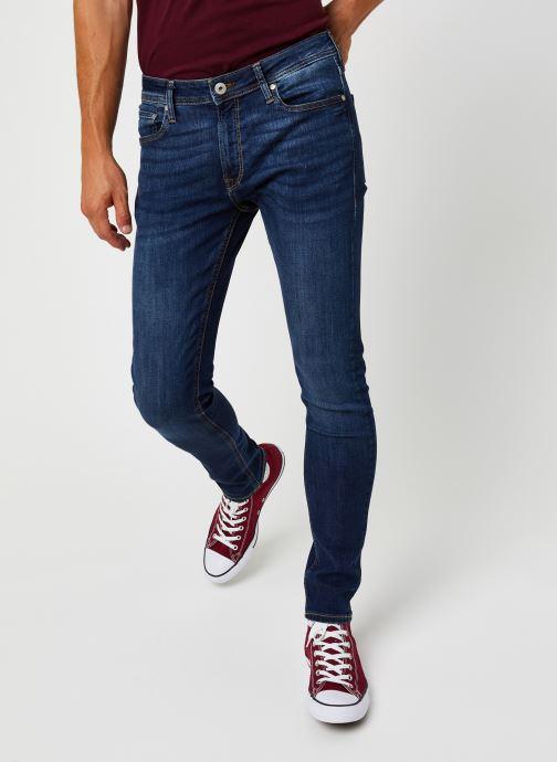 Vêtements Jack & Jones Jjiliam Jjoriginal Am Bleu vue détail/paire