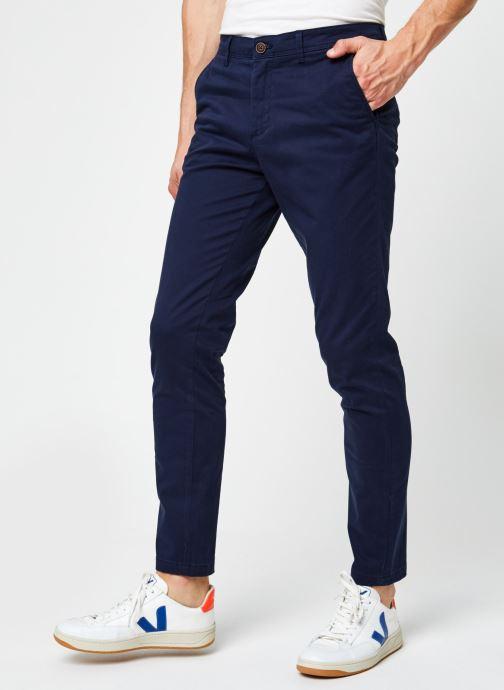Vêtements Jack & Jones Jjimarco Jjbowie Bleu vue détail/paire