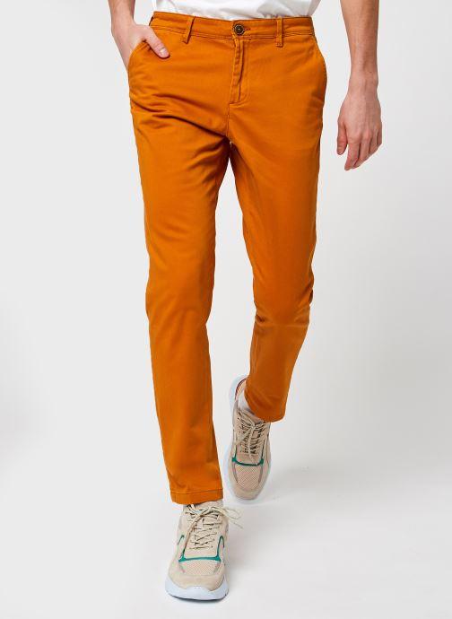 Vêtements Jack & Jones Jjimarco Jjbowie Marron vue détail/paire