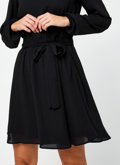 Vêtements Vila Vilucy Dress Noir vue face
