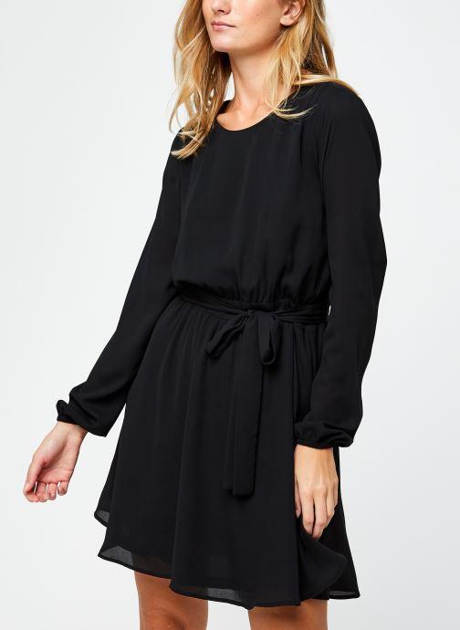 Vêtements Vila Vilucy Dress Noir vue droite