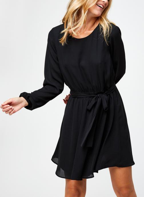 Vêtements Vila Vilucy Dress Noir vue détail/paire