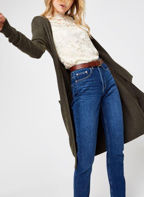 Vêtements Accessoires Viril Long Knit Cardigan