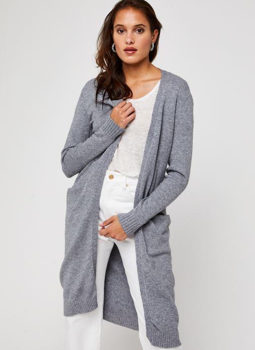 Gilet - Viril Long Knit Cardigan