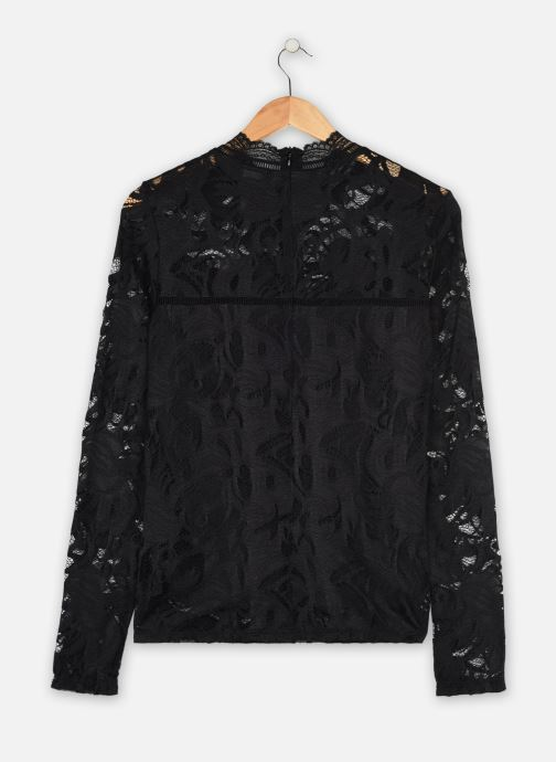 Kleding Vila Vistasia Lace Top Zwart model
