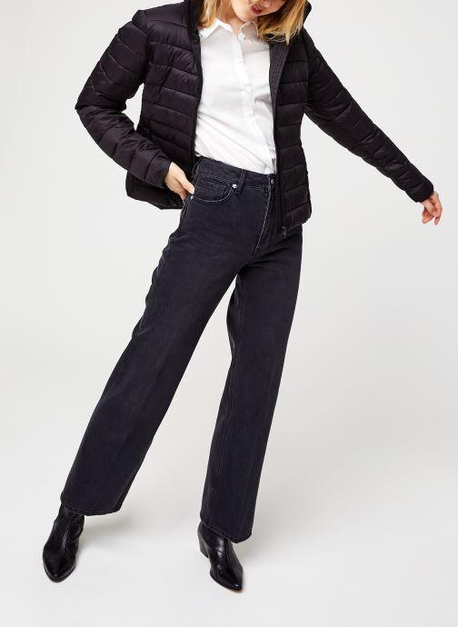 Vêtements Vila Visibiria Jacket Noir vue bas / vue portée sac