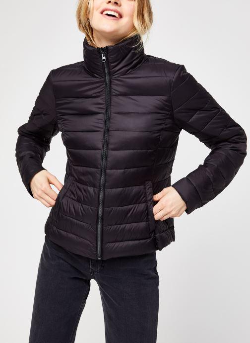 Vêtements Vila Visibiria Jacket Noir vue droite