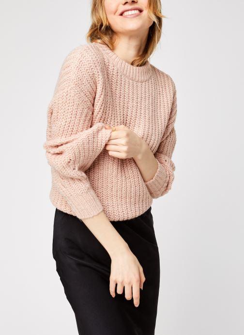 Pull - Visuba Knit O-Neck Top