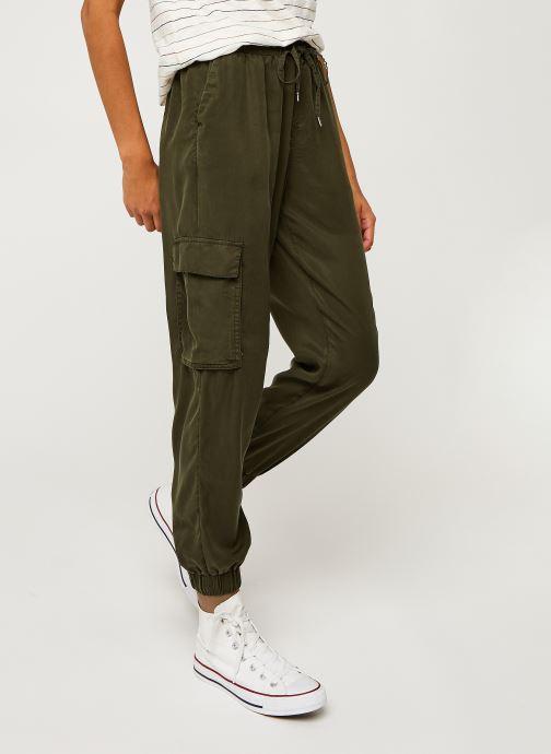 Vêtements Vila Vilisti Rwrx 7/8 Pants Vert vue détail/paire