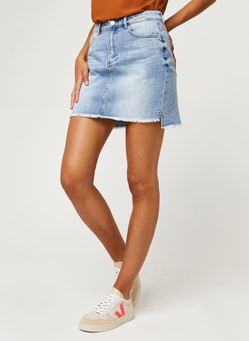 Jupe mini - Virosabell Rw Short Denim Skirt