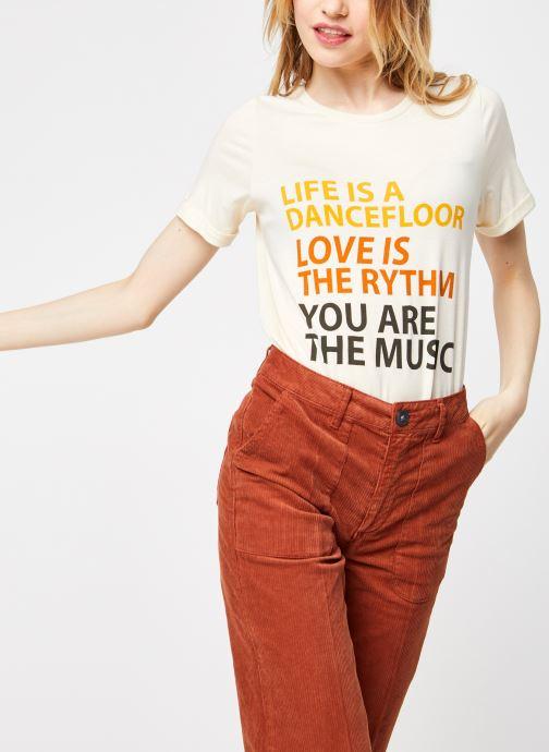 Kleding Accessoires Viadanna Dance T-Shirt