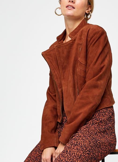 Vigwen Suede Jacket