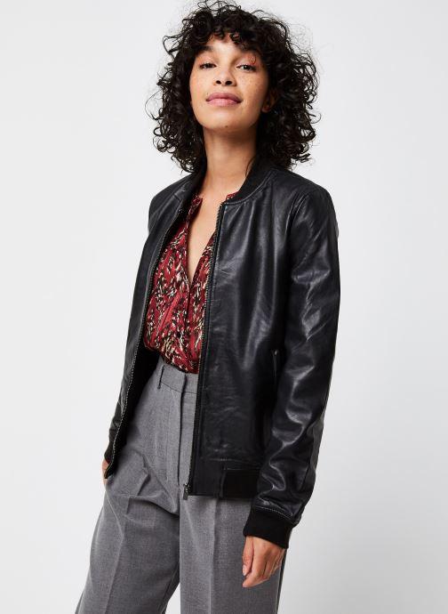 Tøj Accessories Visheepo Leather Jacket