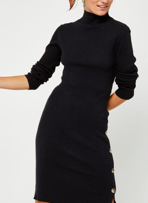 Robe midi - Visolto Knit Button Dress