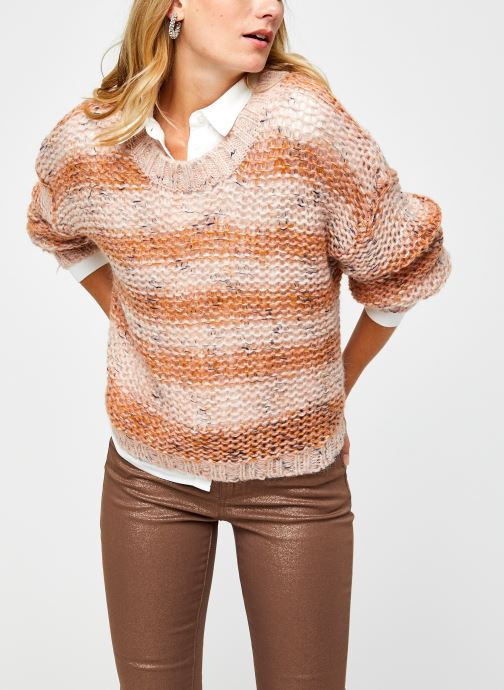 Visultan Knit O-Neck Top