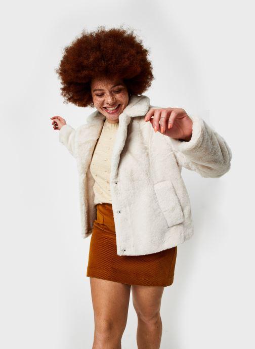 Veste blouson - Vimars Short Faux Fur Jacket